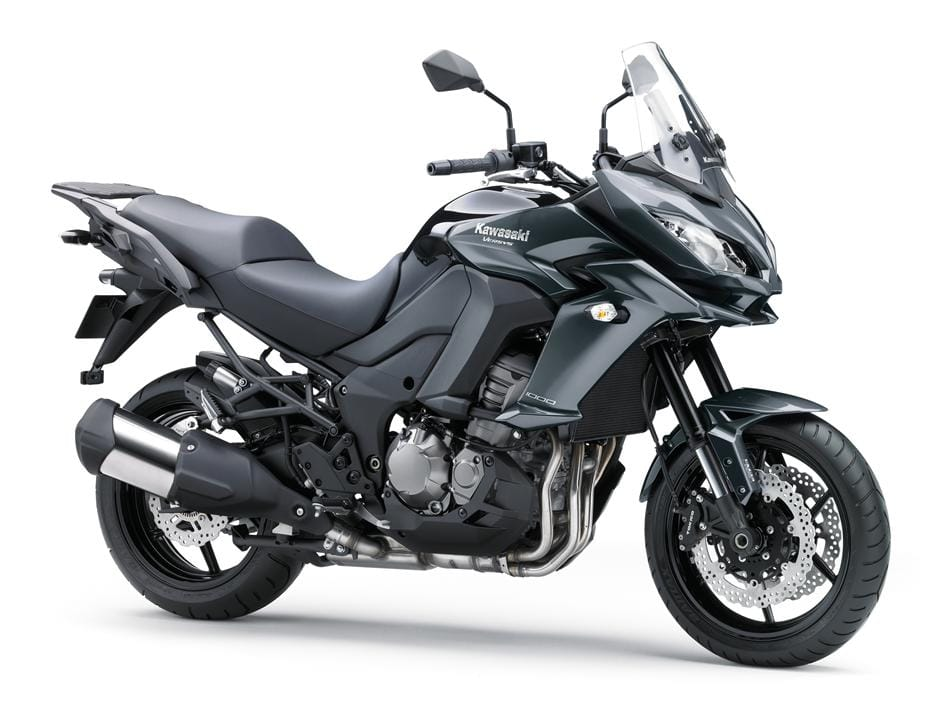 Kawasaki Versys 1000 2016 Review