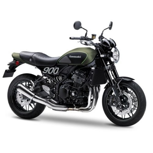 Kawasaki Z900RS ABS Green/Ebony '19
